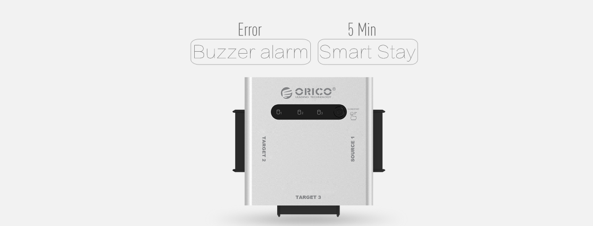 Intelligent sleep and buzzing alarm