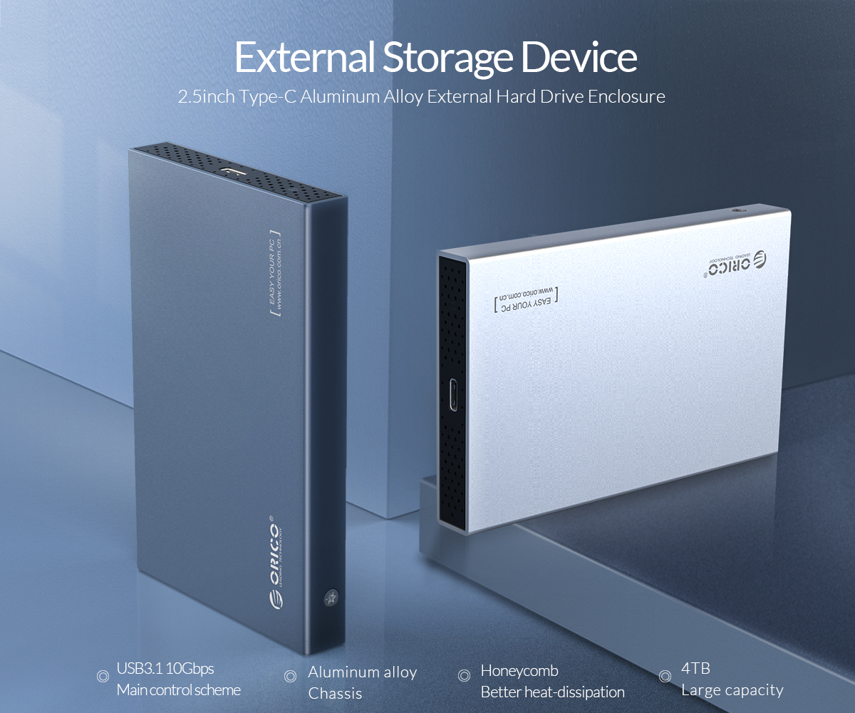 external storage device