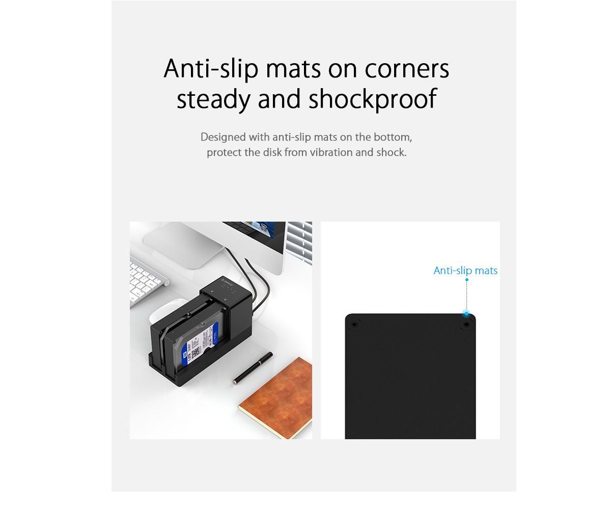 anti-slip mats,steady and shockproof
