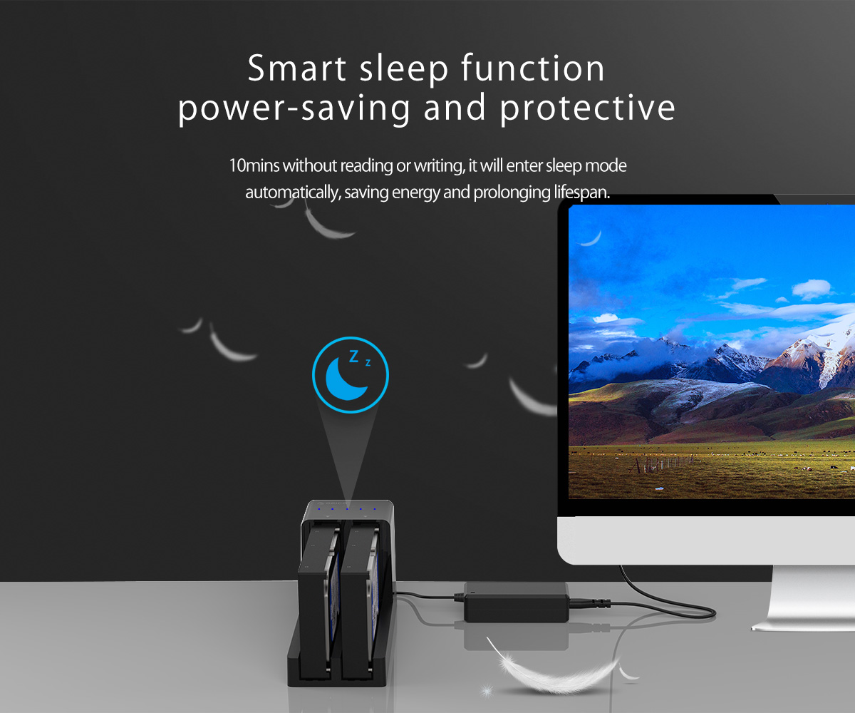 smart sleep function,power-saving and protective