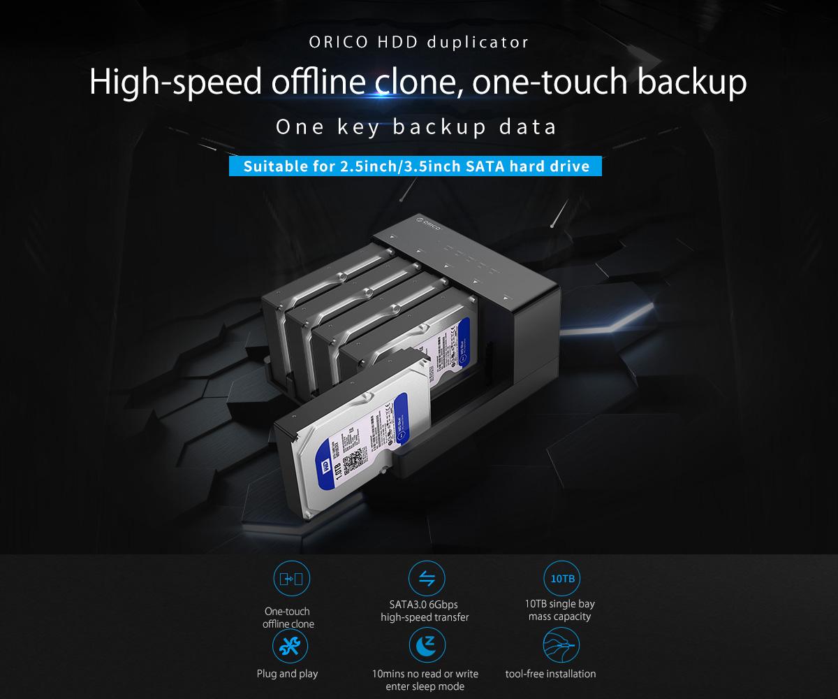 ORICO 2.5/3.5inch SATA HDD Duplicator