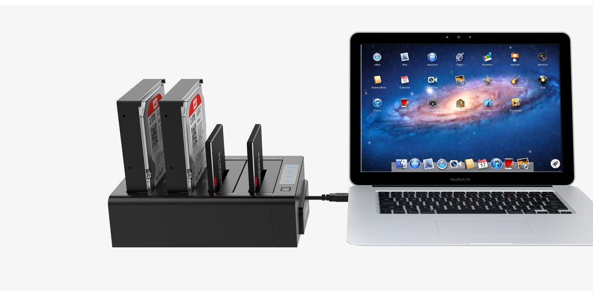 the 1 to 3 clone HDD dock is Widely compatible