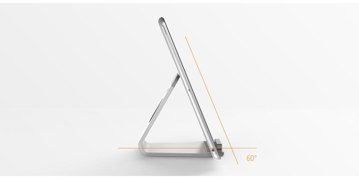 60°visual angle