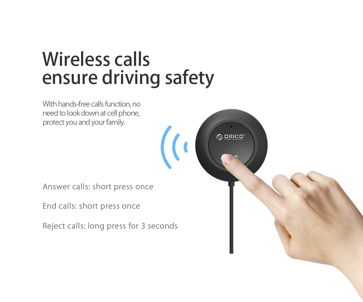 wireless calls ensure driving safety