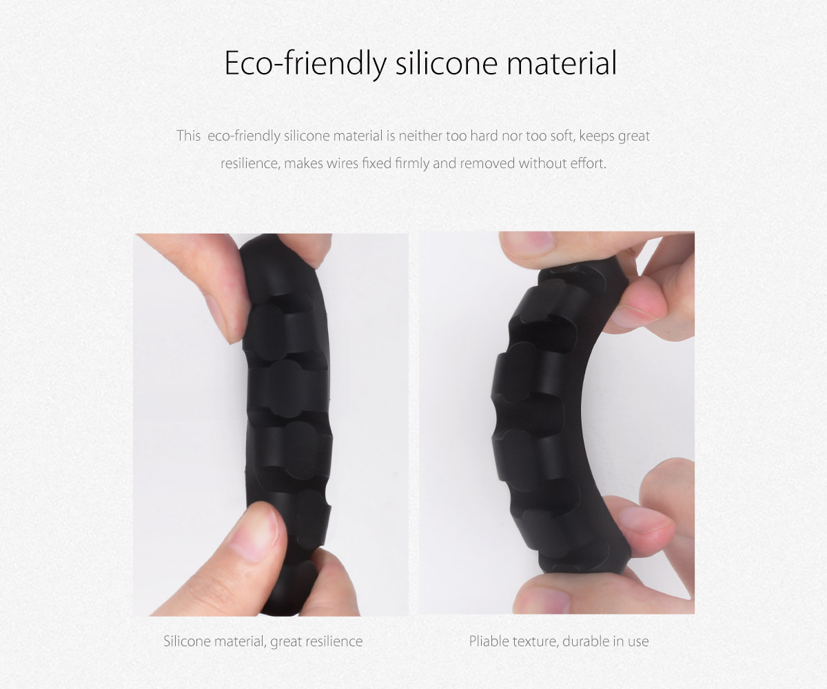 eco-friendly silicone material