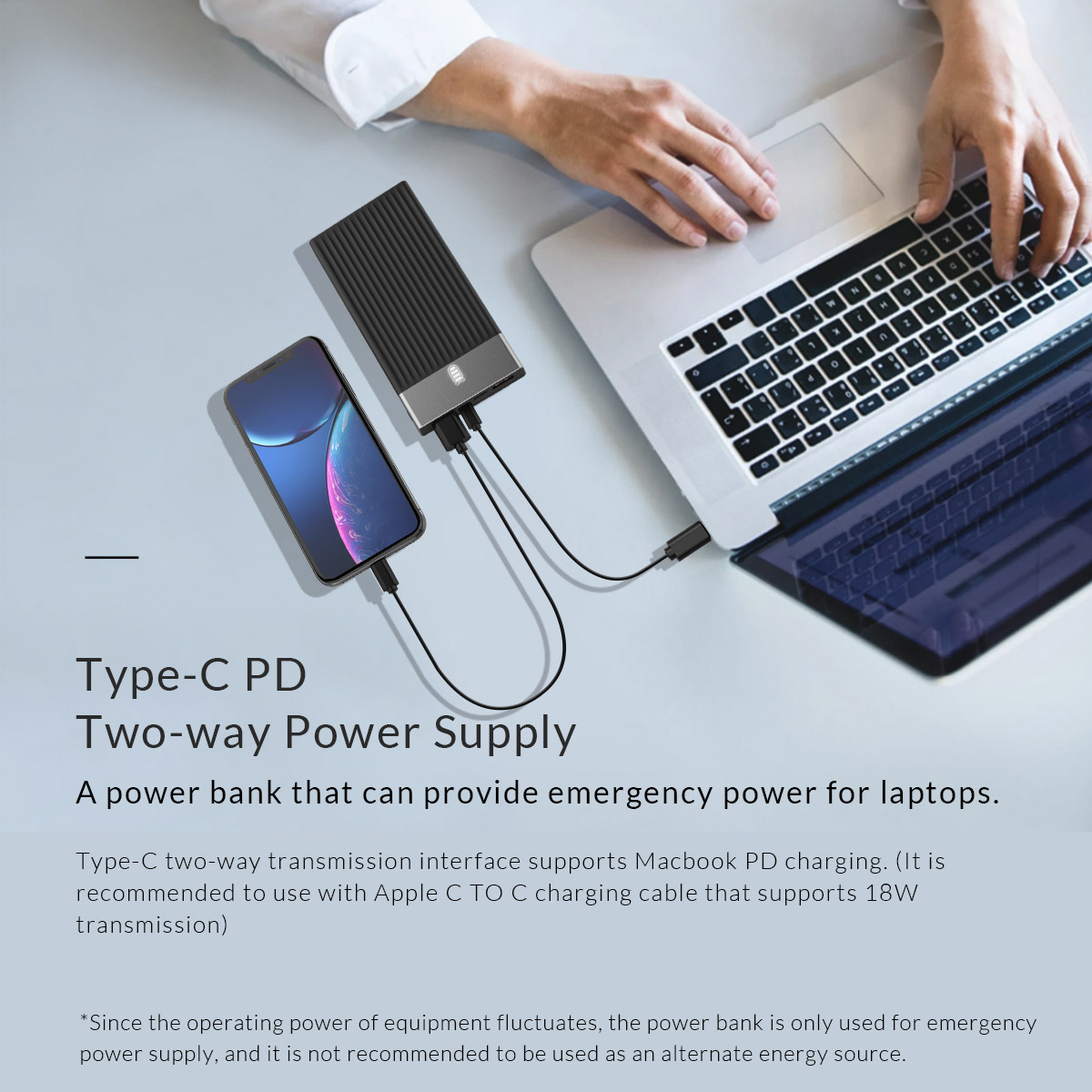 support PD 18w charging protocol
