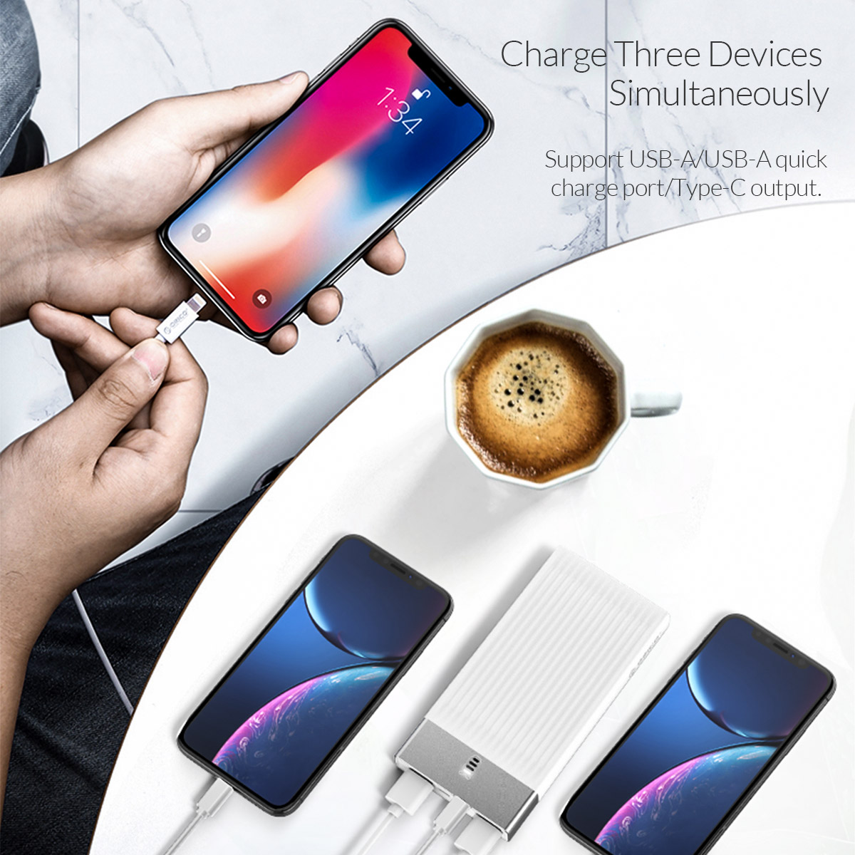 business style power bank