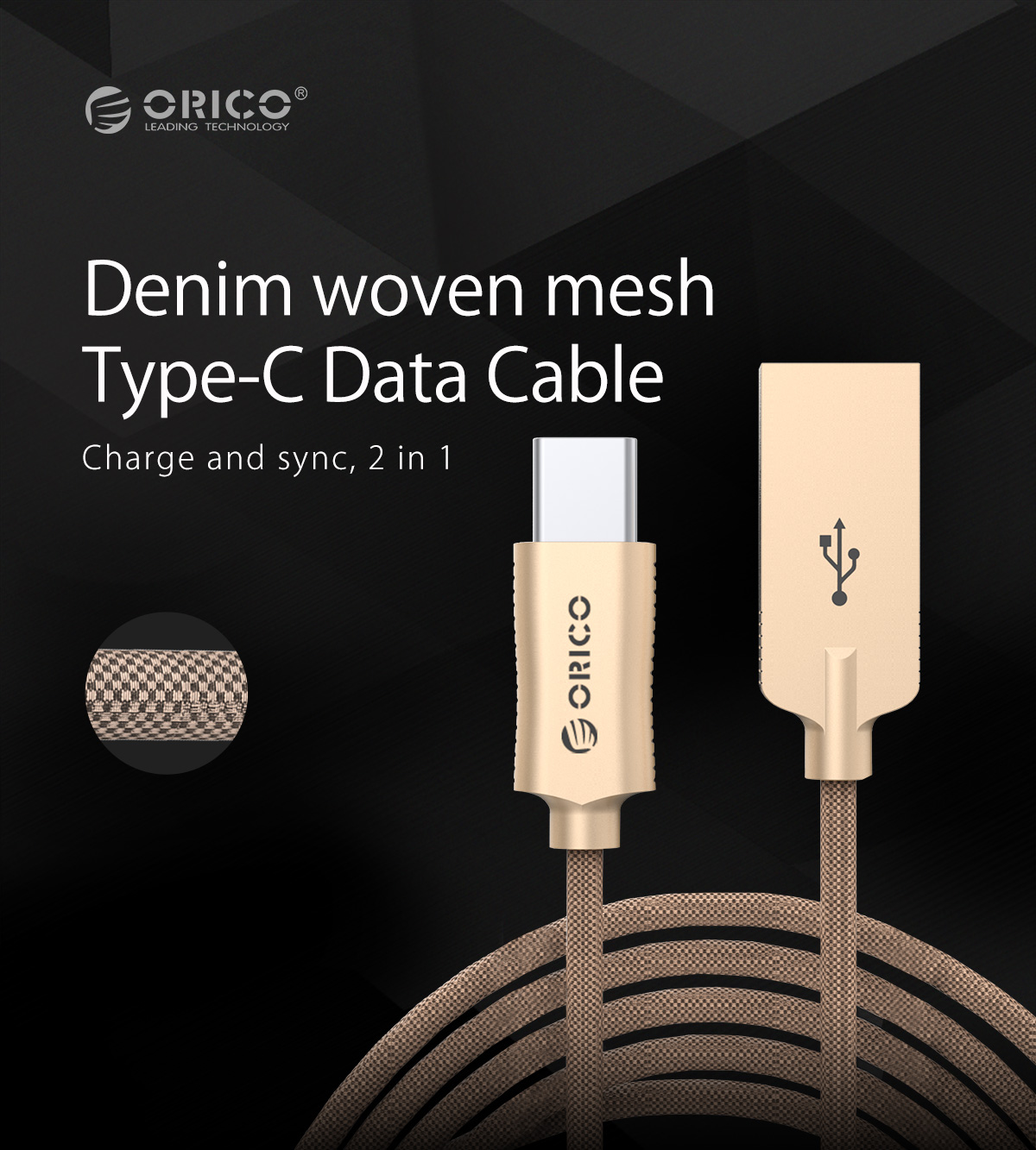 ORICO Type-C Data Cable