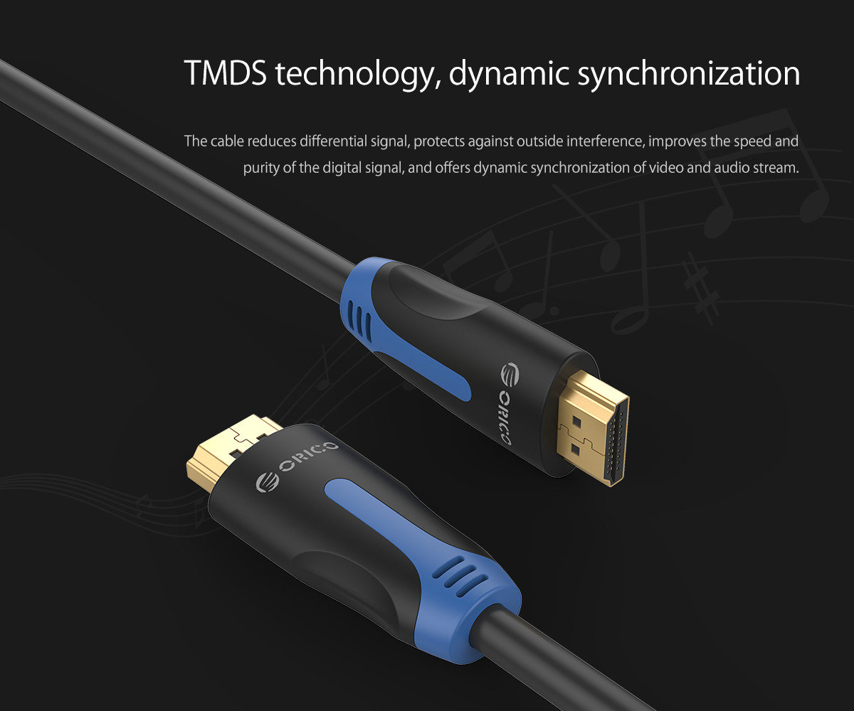 TMDS technology, dynamic synchronization