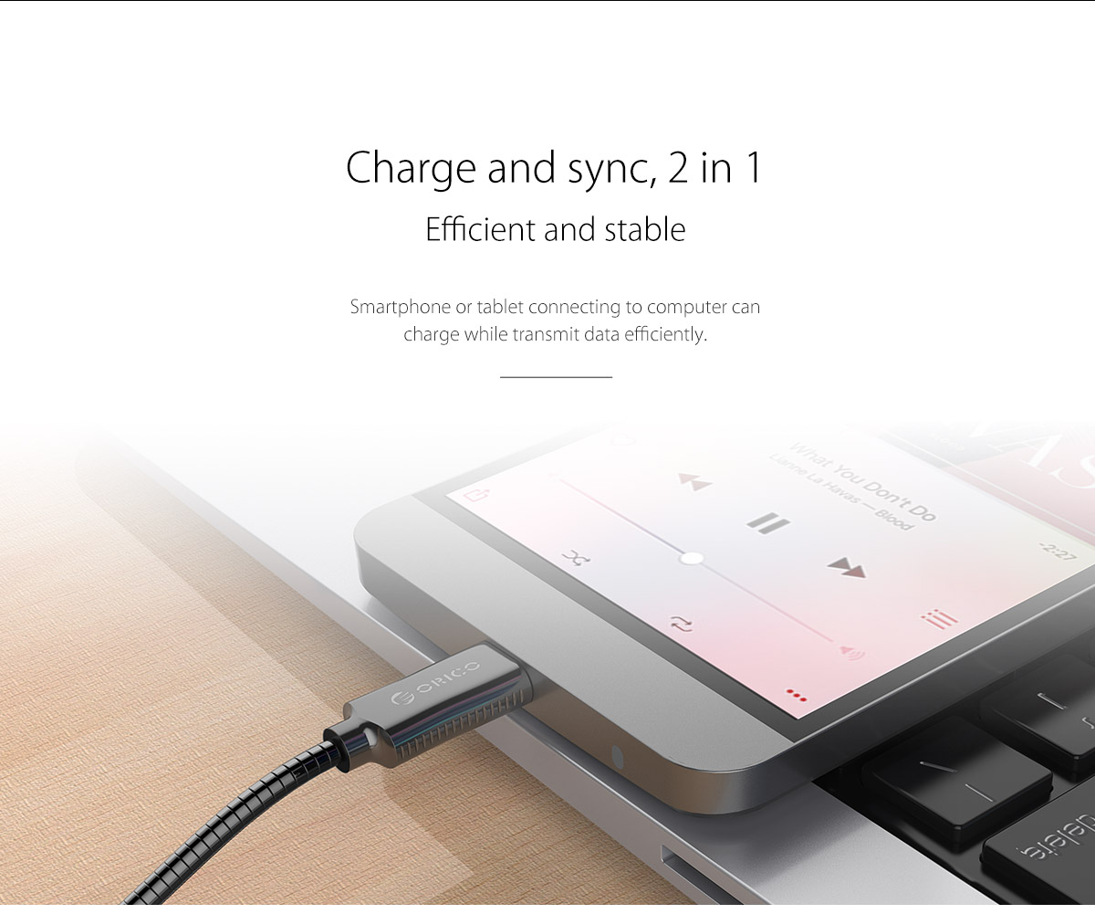 charge and sync 2 in 1 phone data cable