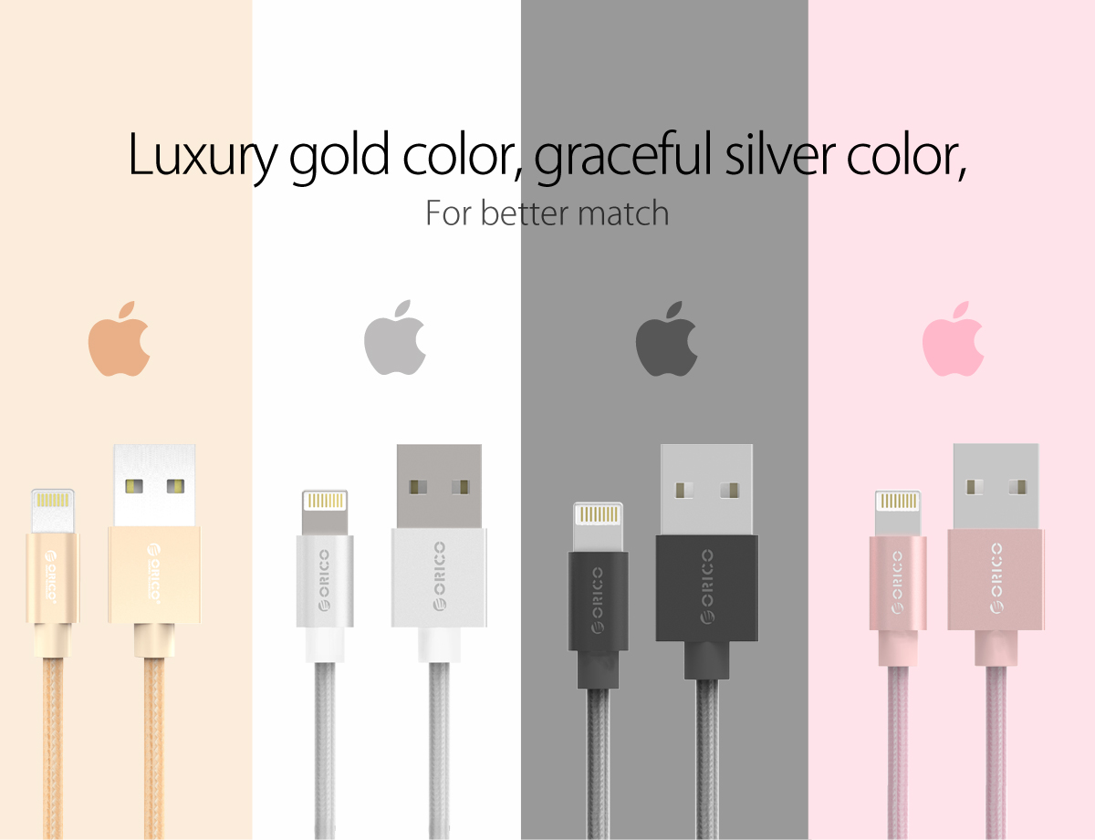 four colors to choose