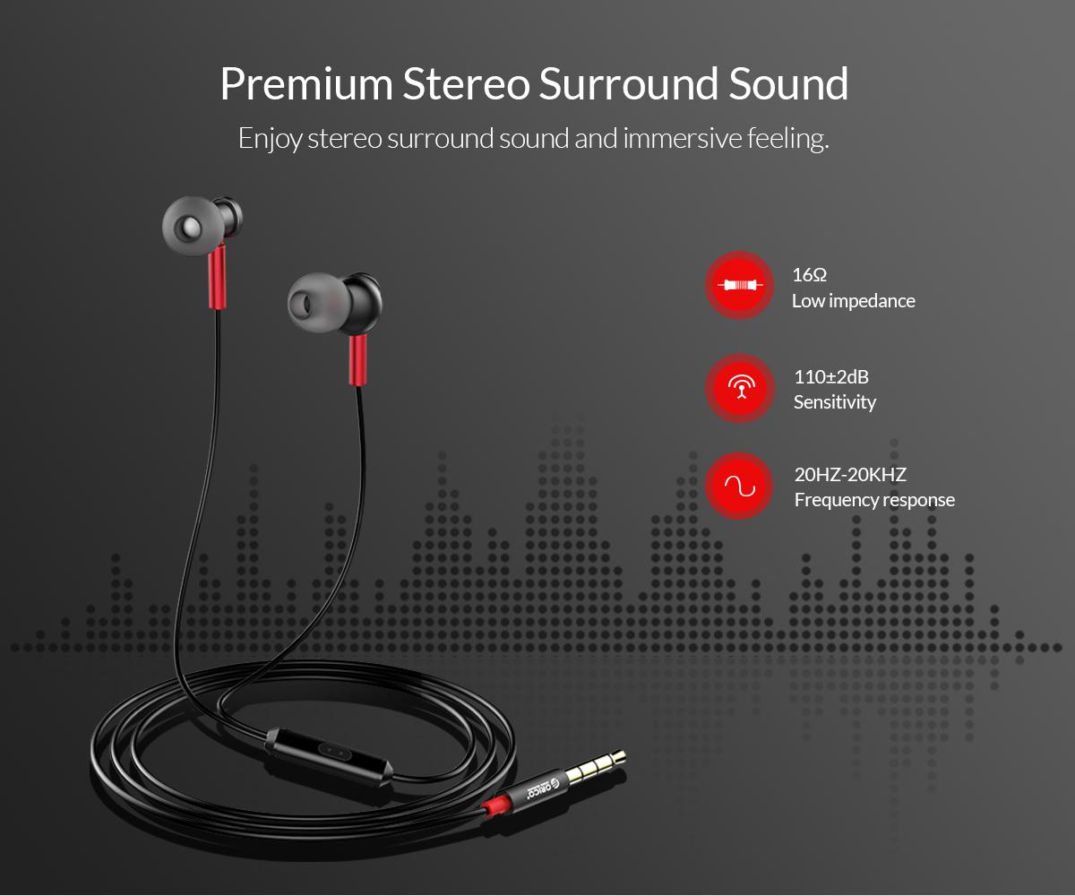 premium stereo surround sound