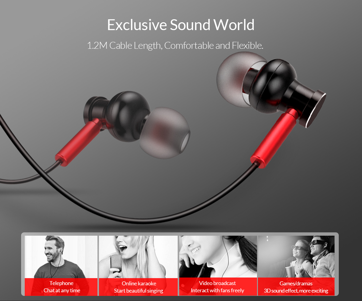 1.2m cable length,exclusive music world