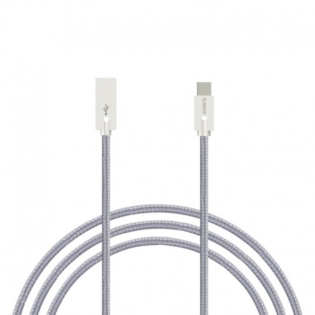 ORICO 3.3 ft USB2.0 Type-A to Reversible Type-C Charge & Sync Cable (HCU-10)