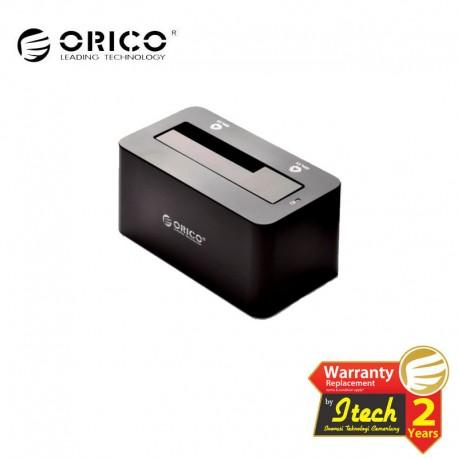 ORICO 6619US3 Tool Free SATA to USB3.0 2.5 & 3.5 SATA Hard Drive HDD Docking Station