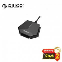 ORICO U3TIS 2.5 & 3.5inch SATA & IDE Hard Drive Adapter with USB3.0 cable - Black
