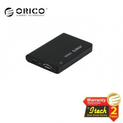 "ORICO 2598SUS3 2.5""SATA external HDD enclosure"