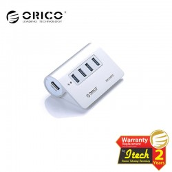 ORICO M3H4 Aluminum Alloy Housing 4 Port Super Speed USB3.0 Hub Controller