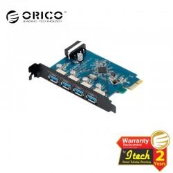 ORICO PVU3-4P 4ports USB3.0 PCI-E express card