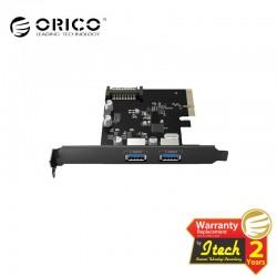 ORICO PA31-2P 2-Port USB3.1 PCI-E Adapter