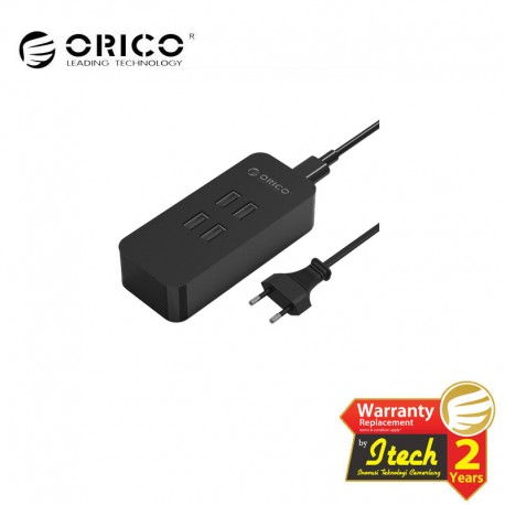 ORICO DCV-4U 4 Port USB Charger