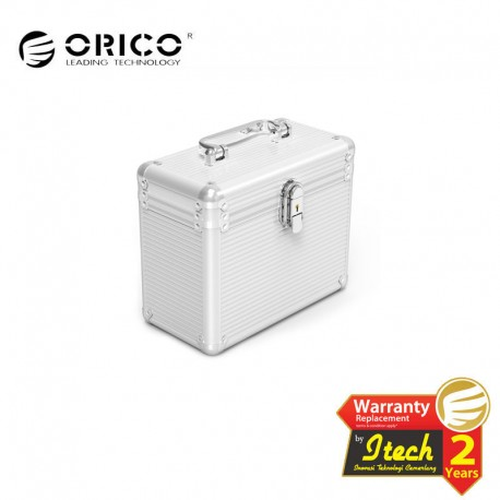 ORICO BSC35-05 Aluminum 2.5 / 3.5 inch Hard Drive Protection Box