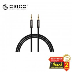 ORICO XMC Series 3.5mm AUX Male to Male Extended Audio Cable