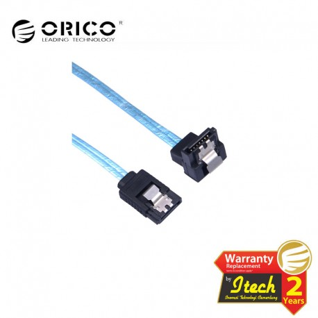 ORICO CPD-7P6G-BA60 Serial SATA III Cable with Locking Latch, 6 Gbps, 2.0Ft / 0.6M