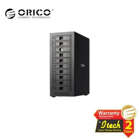 ORICO 1088USJ3 10 Bay HDD Enclosure