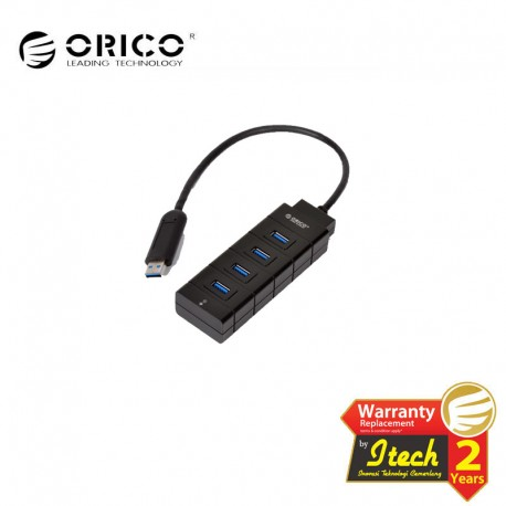 ORICO W7PH4 ( H4017-U3) 4-Port Portable USB 3.0 HUB