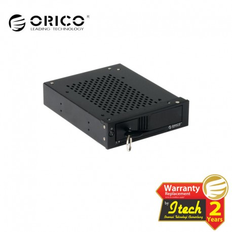 "ORICO 1105SS CD-ROM space 3.5""SATA HDD Mobile Rack"