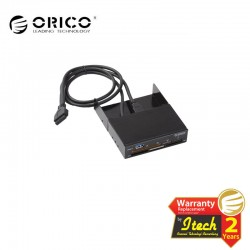 ORICO IR3501 Desktop Front floppy Internal Multi-Card Reader + 1port USB3.0