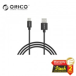ORICO ECU-10-V1 Type-A to Type-C Charge & Sync Cable 1 Meter
