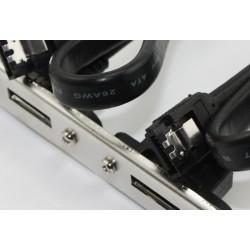 ORICO AC-S2EX2 2X eSATA Connector SATA to eSata Bracket Cable