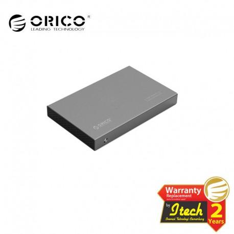 ORICO 2518S3 Aluminum 2.5 inch Hard Drive Enclosure