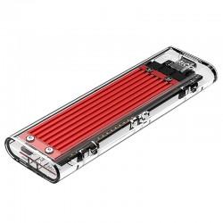 ORICO M2 NVMe M.2 SSD Enclosure (10Gbps) - TCM2-C3