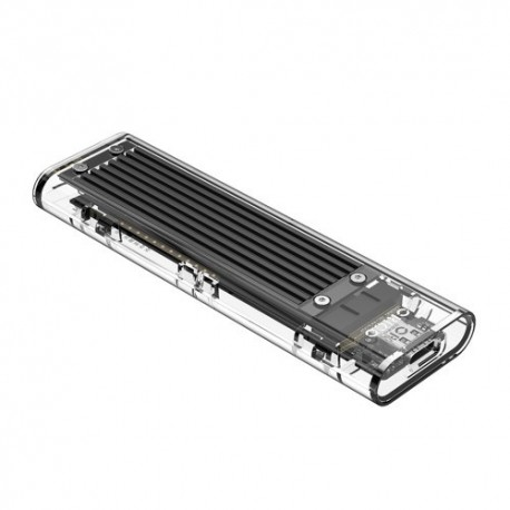 ORICO M2 NVMe M.2 SSD Enclosure (10Gbps) - TCM2-C3 - Silver