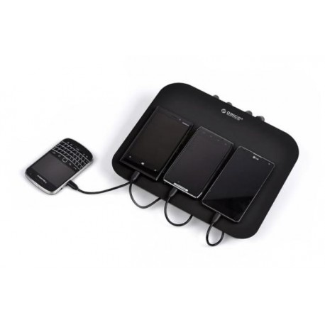 ORICO DCS-116U 4 Port 5V1A & 5V2A USB Charging Station