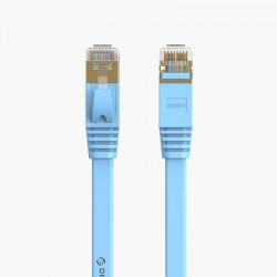 ORICO PUG-C7B CAT7 10000Mbps Flat Ethernet Cable (10METER)