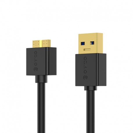ORICO U3-RBA01 Micro B to Type-A (M)Data Cable - 1M