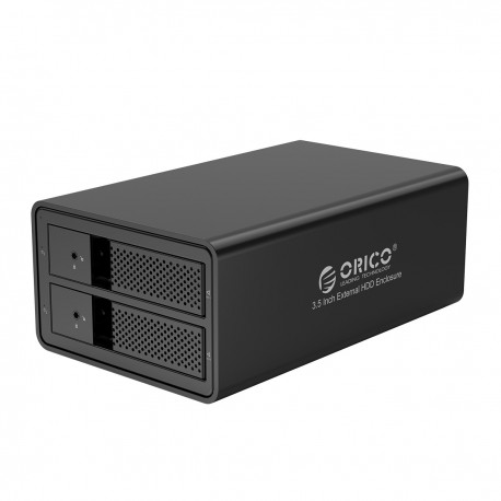 ORICO 9528RU3 3.5-Inch External Hard Drive Enclosure with RAID