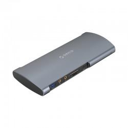 ORICO CDH-X1M Type-C Aluminum Alloy Multi-Function HUB